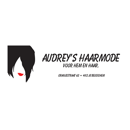 Audrey Haarmode Logo
